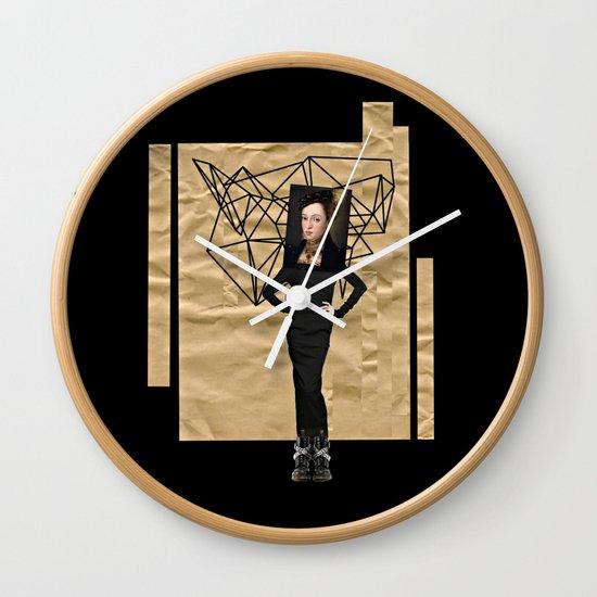 Letitia Wall Clock