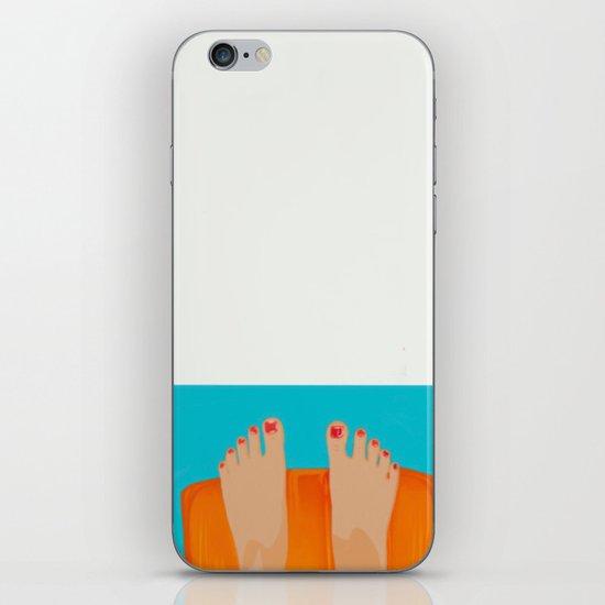 I´m fine iPhone Skin