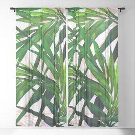 Dream paradise Sheer Curtain