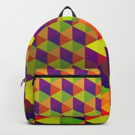 Cubes - Gouldian Backpack