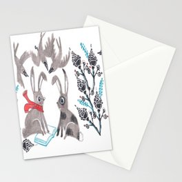 Whatcha Reading? Stationery Cards