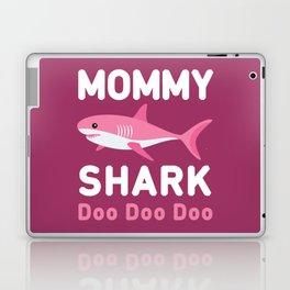 Mommy Shark Laptop & iPad Skin