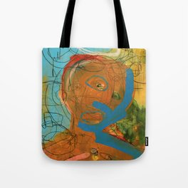 The Patron Saint of Fireflies Tote Bag