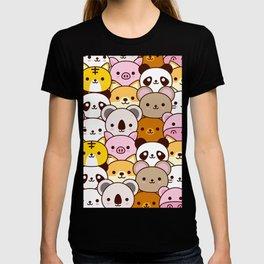 Cute baby animals  T-shirt