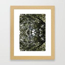 Skov Framed Art Print
