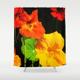 Spring is Here Two Shower Curtain