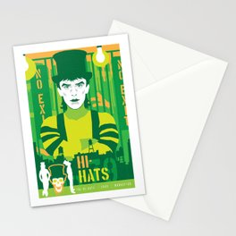 THE WARRIORS :: THE HI-HATS Stationery Cards