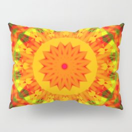 Kaleidoskop W Pillow Sham