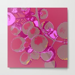 Grapes #23 Metal Print
