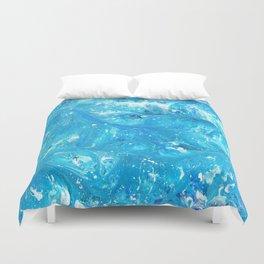 Neptune's Celestite  Duvet Cover