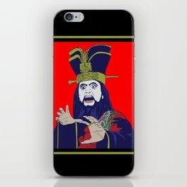 Sorcerer iPhone Skin
