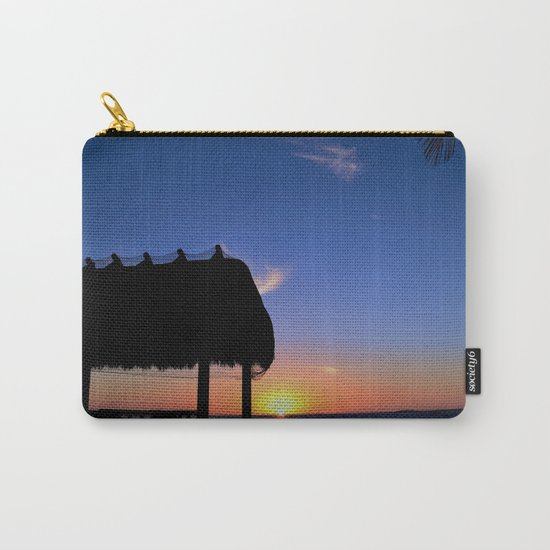 Florida Keys Sunset Carry-All Pouch