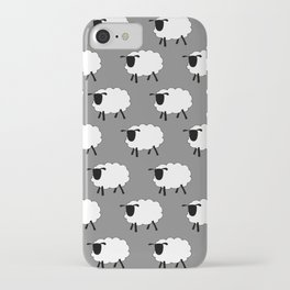 The Flock iPhone Case