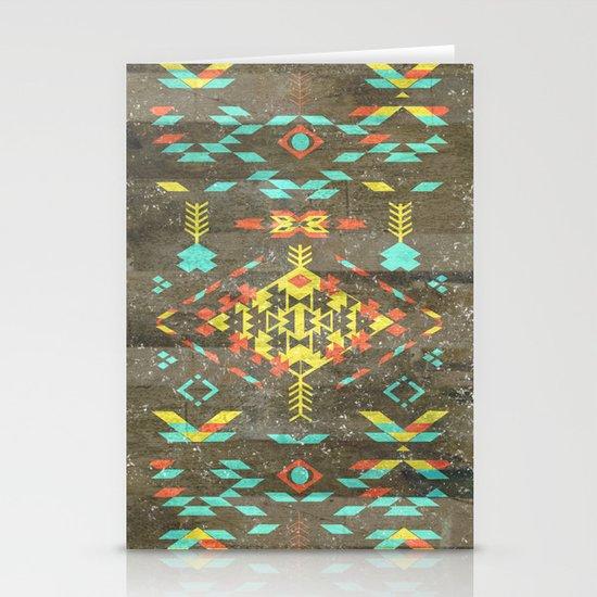 Native Aztec Stationery Cards