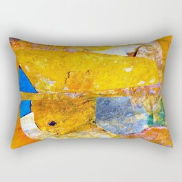 autmn in victoria park Rectangular Pillow