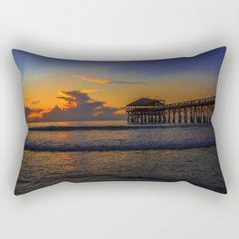Florida 01 - World Big Beach Rectangular Pillow