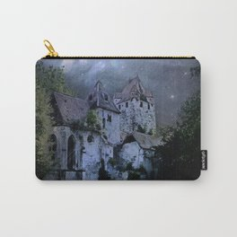 Darkness Halloween Castle Carry-All Pouch