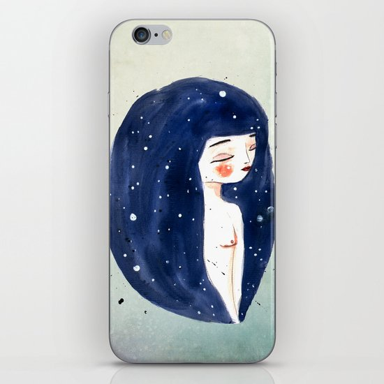 I am the Sky iPhone & iPod Skin