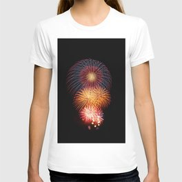 Fireworks Display T-shirt
