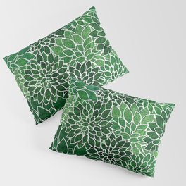 Floral Abstract 23 Pillow Sham