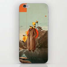 You Will Find Me There iPhone & iPod Skin