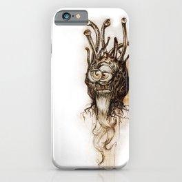 Beholder iPhone Case