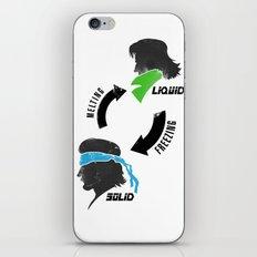 Metal Gear: Solid Liquid States iPhone & iPod Skin