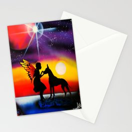 For the Love of a Great Dane Stationery Cards