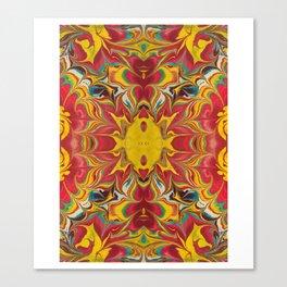 Dragonfruit Canvas Print