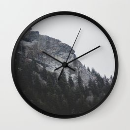 Devil's Courthouse Wall Clock