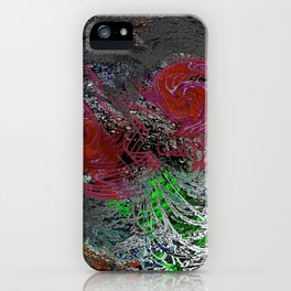 Dancers in the Vortex iPhone Case