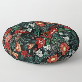 NIGHT GARDEN XXVI Floor Pillow