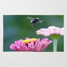 Flight of the Bumblebee Rug