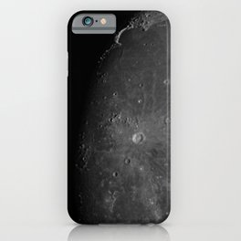 Moon Close Up 1 iPhone Case