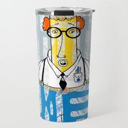 Pencil Neck Geek Travel Mug