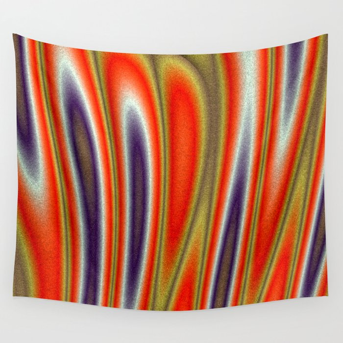 Modern Abstract 52 Wall Tapestry