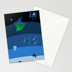 Sputnik Sweetheart Stationery Cards