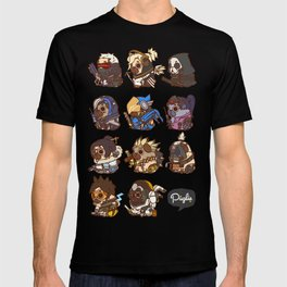 Pugliewatch Collection 1 T-shirt