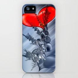 Liebeserklärung iPhone Case