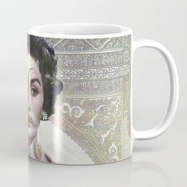 Queen of Egypt / Surrealism Coffee Mug
