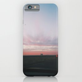 Buttonwillow, San Joaquin Valley, CA  iPhone Case