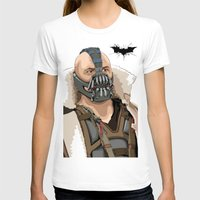 bane T-shirts featuring Bane by Thomas Moore