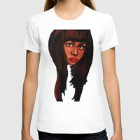 nicki T-shirts featuring Watch the queen conquer by Papa-Paparazzi