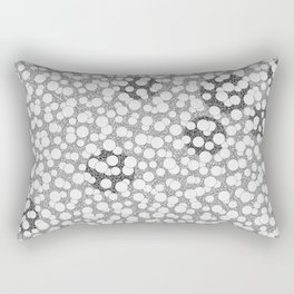 calm chaos Rectangular Pillow