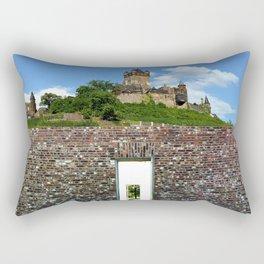 The Secret Door 03 Rectangular Pillow