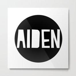 Aiden Metal Print