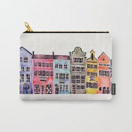Rainbow Row – Charleston Carry-All Pouch