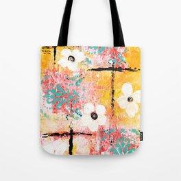 SUNSHINE & DAISIES Tote Bag