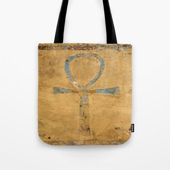 Luxor Dendera Ankh 2 Tote Bag