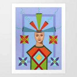 Awaken Your Soul Art Print